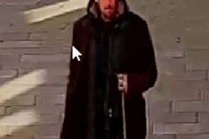 a cctv image has been released of a man who may have information about an alleged hate crime in canterbury