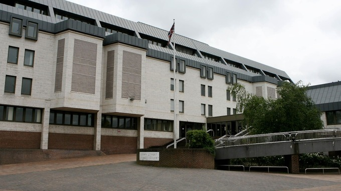 a man has been remanded in custody after a kent police officer was spat at and a member of the public threatened with a weapon