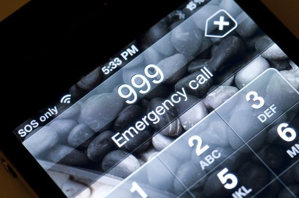 a nuisance caller who cost the nhs more than 45000 in wasted resources has been issued with a five year community behaviour order