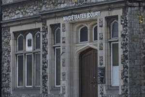 a suspected burglar has been charged following a report of early morning break ins and a series of frauds in maidstone