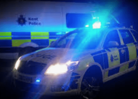an arrest has been made in connection with an alleged car theft in broadstairs