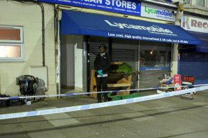 double murder investigation launched after two children are killed in ilford