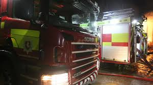 fire crews called to kitchen fire in chatham