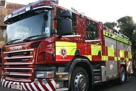 fire crews called to tumble dryer fire