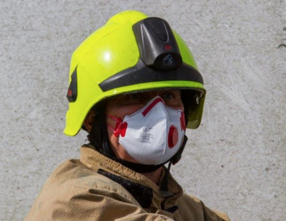 firefighters across the uk could support the delivery of covid 19 testing