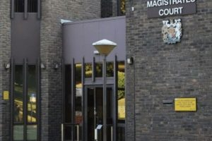 kent police has issued the first charge in the county in connection with allegations a man repeatedly breached government social distancing guidance