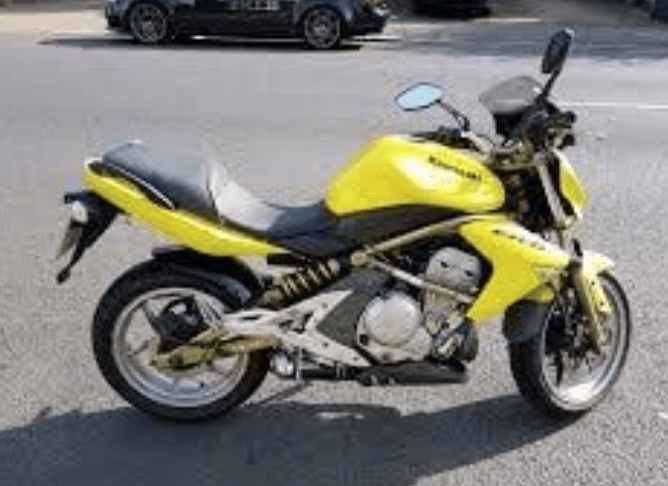 key workers motorbike stolen on the isle of sheppey
