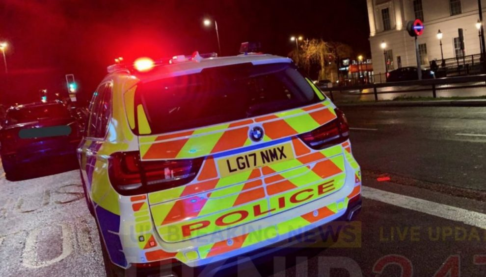 man treated for multiple stab wounds in orpington