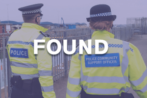 missing girl from harrietsham safely located