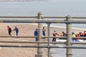 seventy migrants picked up and taken to dover