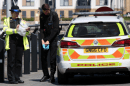 suspected imitation firearms have been seized and a man who claims he is influencer on instagram has been arrested at a block of flats in chatham 2