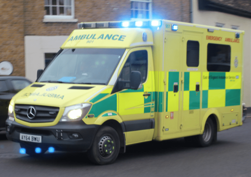 the east of england ambulance service eeast has announced the death of one of its longest serving members of staff who sadly died after contracting covid 19