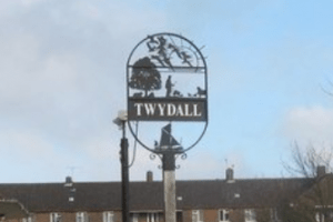 two people have been remanded in custody following a report a home in twydall was burgled while the victims slept