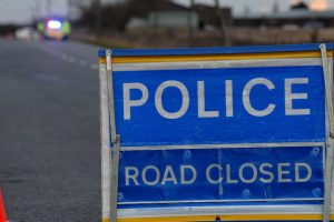 a21 is closed northbound between the a225 chipstead and the a25 nizels near sevenoaks due to a collision