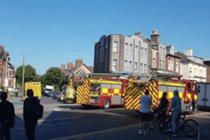 emergency services swarm folkstone following reports of hostage drama 3