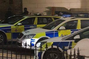 man with knife arrested in margate