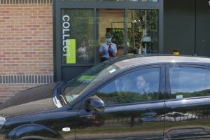 muc stupid in kent as mcdonald reopens it drive through restaurant after an eight week lockdown 2