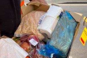 over 1 million food boxes delivered to those most at risk from coronavirus