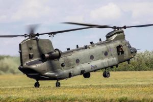 raf chinooks have been out supporting the nhs in hampshire 3