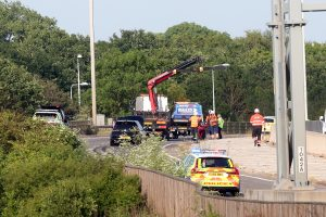 rider fighting for his life after a13 death in thurrock 7