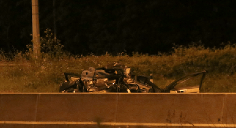 Serious life changing collision closes part of the M25 in Essex