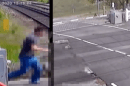 shocking footage has been released after an incident happened in canterbury