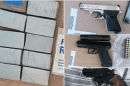 weapons and drugs recovered after bromley raid