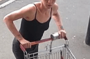 A CCTV image has been issued by officers investigating an attempted theft in Maidstone