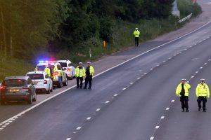 appeal for information after fatal collision on the coastbound m20