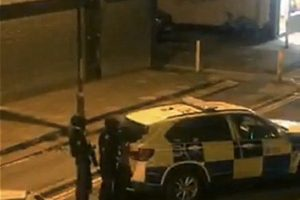 armed police called to chatham