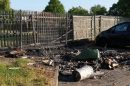 Detectives are seeking information following a series of arsons in the Swanley area