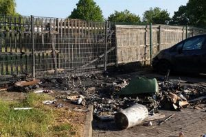 detectives are seeking information following a series of arsons in the swanley area 2