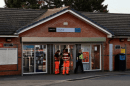 emergency services called incident at crayford station