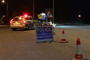 m20 in kent closed following single vehicle life changing collision