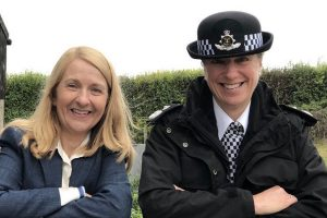 new gov on the block for sussex police