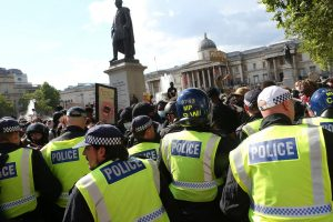 police commander speaks out ahead of planned demonstrations in london