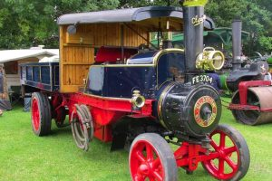 Stolen curtain sided truck with a Clatyon Wagon inside