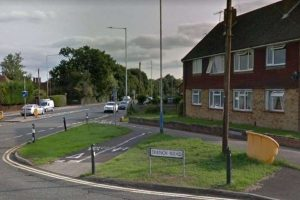 a suspected burglar has been charged after a property was targeted in tonbridge