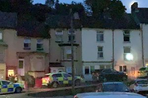 armed police and dog unit called to incident in dover