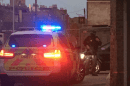 armed police and helicopter called to margate after men spotted with guns