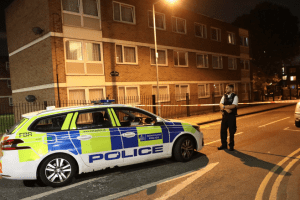 armed police called to man shot on gascoigne estate in barking