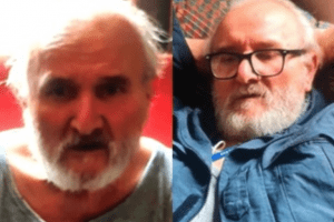 charles ellis has alzheimers and may appear confused he missing