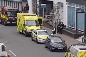 emergency services called after people fall ill near suspicious package in bromley 2