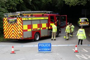 emergency services called wooded area in delting