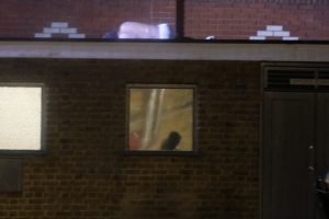 first picture of man holding police to ransom at southall fire station 7