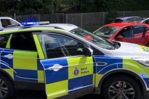 Four injured to in hospital  following  a disturbance in Ramsgate.