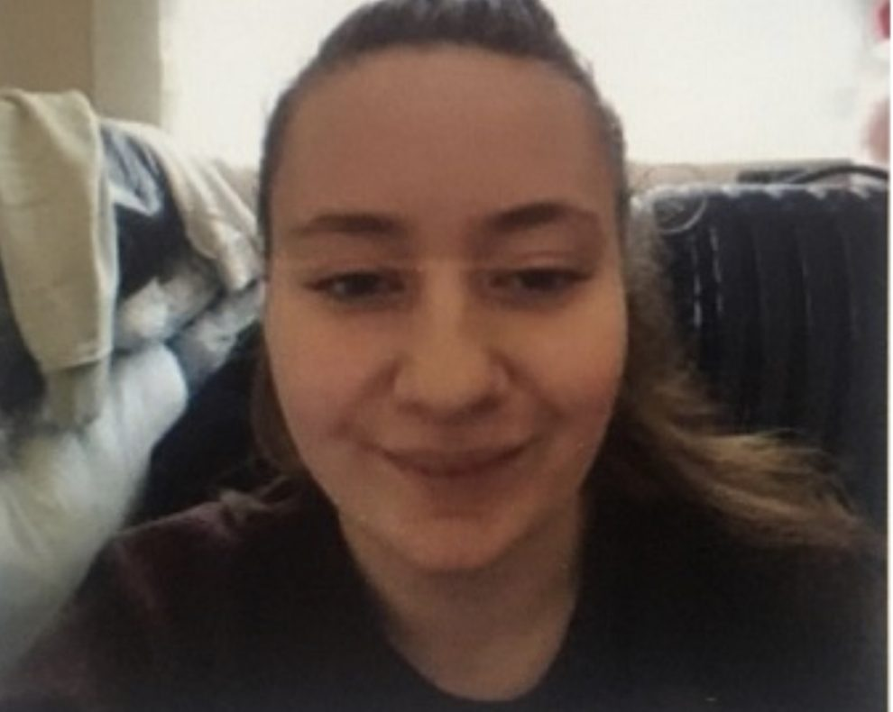 have you seen missing louise thought to be in the north kent area