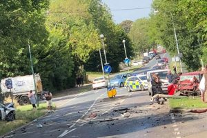 investigators are appealing for witnesses after a man died in a collision in rochester