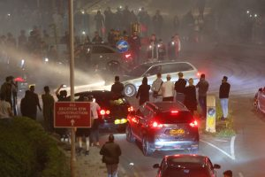 kent police set to enforce dispersal order in dartford following concerns around a planned meeting of car enthusiasts