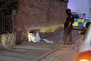 man arrested and weapon recovered in margate